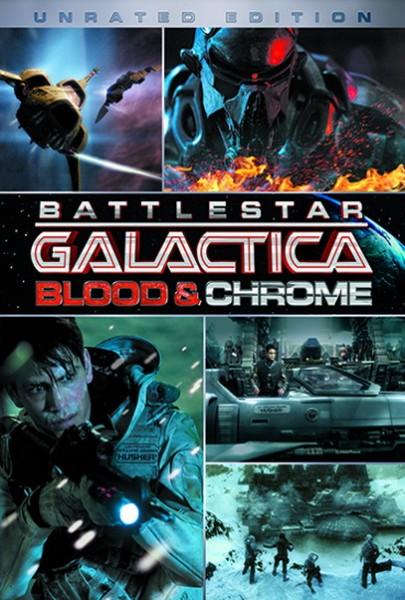 Звёздный крейсер Галактика: Кровь и Хром