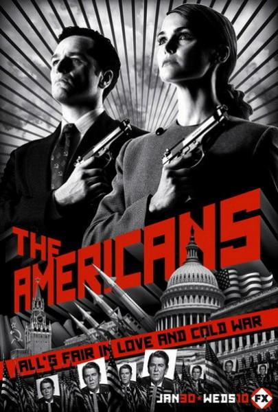 Американцы 1 Сезон