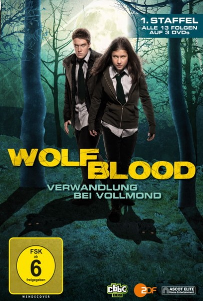 Волчья кровь 1 сезон